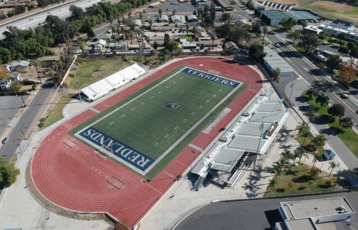 RUSD Redlands HS Football Stadium